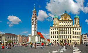 Ad Augsburg per imparare il tedesco